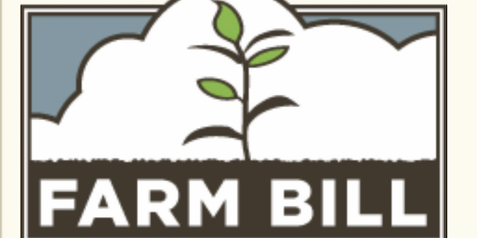 The New Farm Bill and Hemp