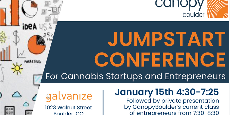Jumpstart Conference by Canopy Boulder