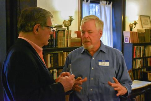 Walter Bliss and Scott Sillars