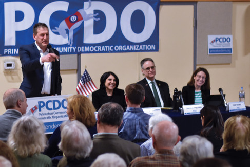 PCDO Candidate Forum