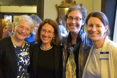 Princeton Council's Eve Neidergang with