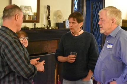 With Adam Bierman & Scott Sillars