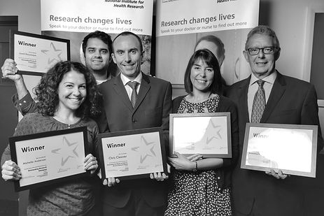 BHR Research and Innovation Team