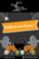 The Old Olive Bush Halloween Party 2019