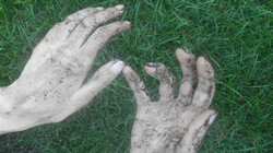 My Hands, The Earth