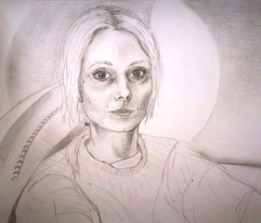#portrait #pencildrawing