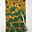 Thumbnail: Wax fleurs de mariage jaune et vert