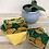 Thumbnail: Lot de lingettes lavables+pochon