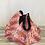 Thumbnail: Grand sac réversible  en wax paillette