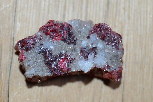 Cinabre Lithophile Gard