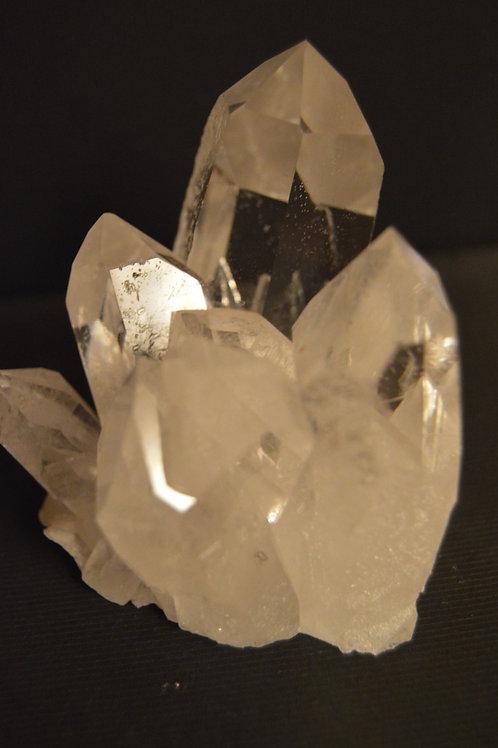 Druse de Quartz-Lithophile Gard