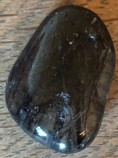 Quartz rutile Lithophile Gard