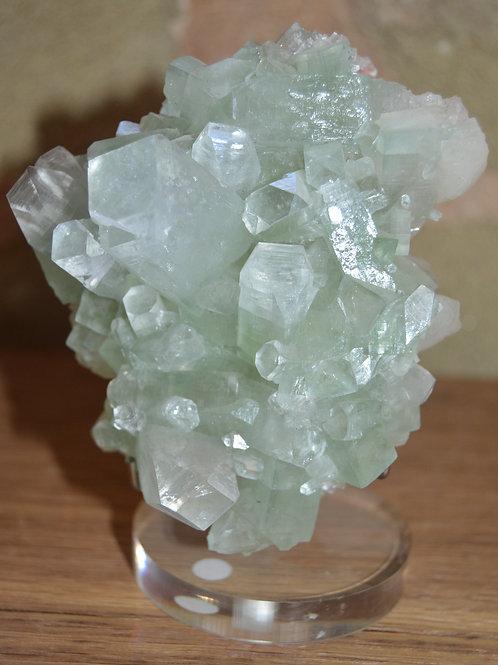 Fluoro-apophyllite