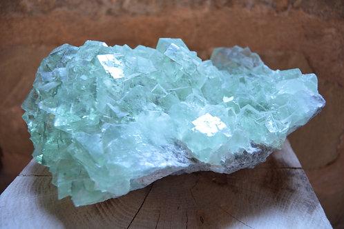 Fluorine verte - Chine