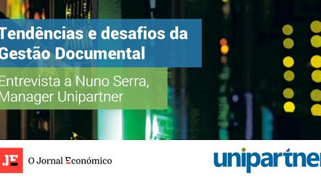 Jornal Económico Mais TIC  - Especial Gestão Documental