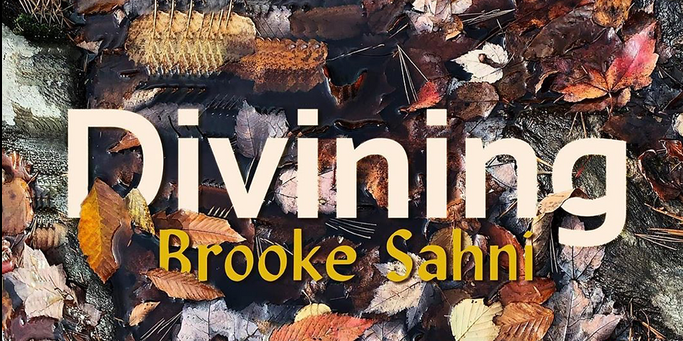 Reading with Poet Brooke Sahni