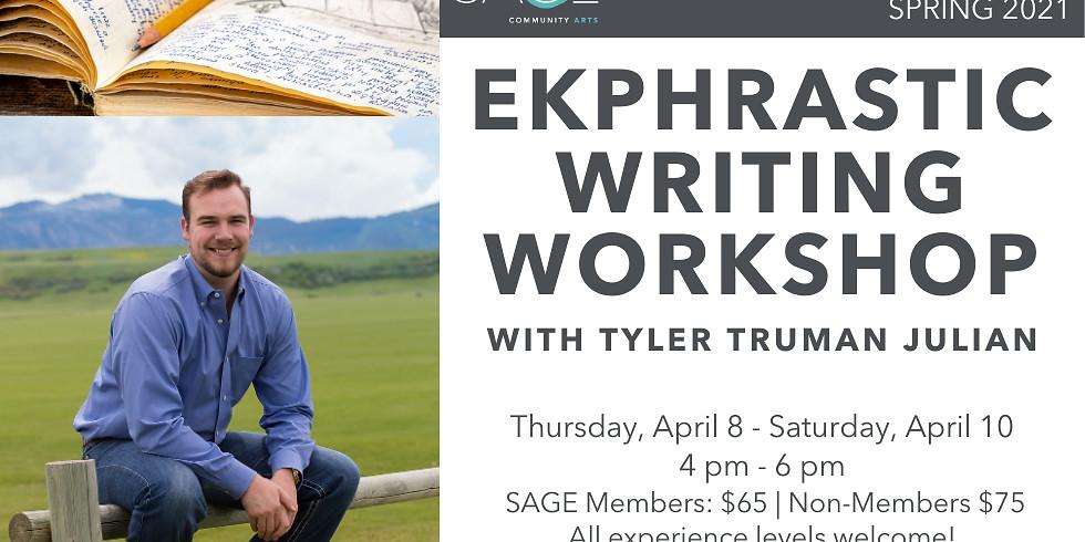 Ekphrastic Writing Workshop