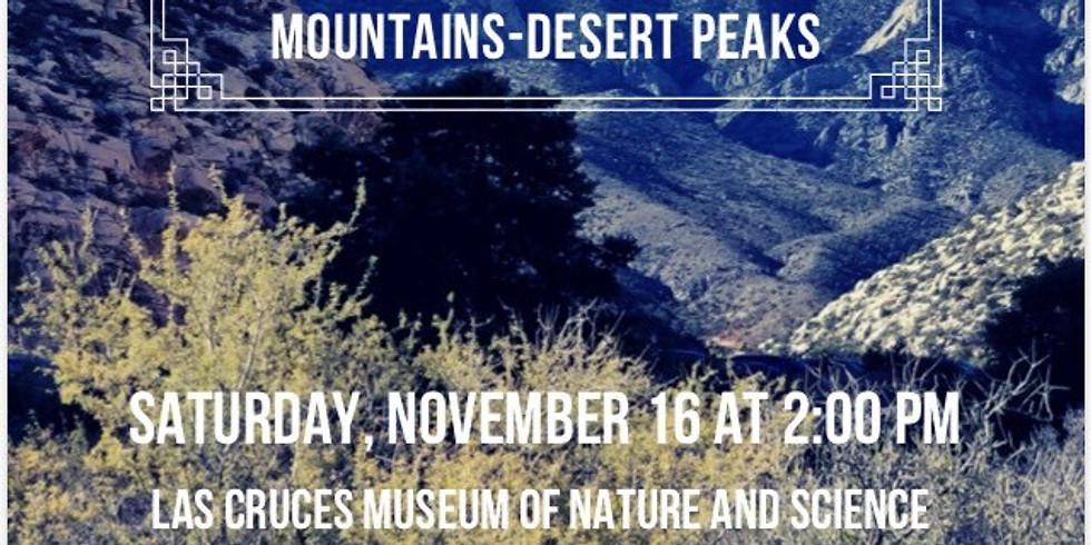 Celebrate the Literary Inventory of Organ Mountains-Desert Peaks