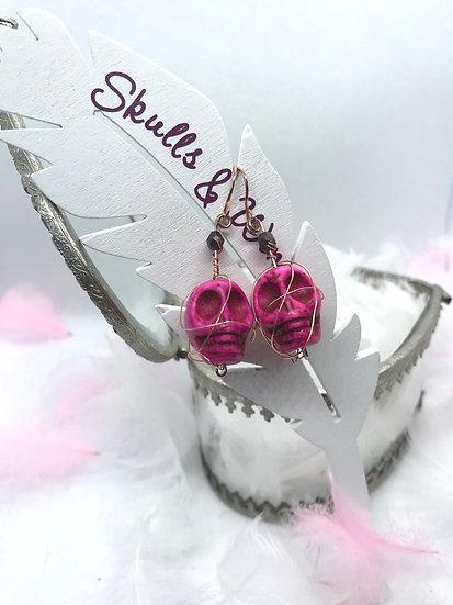 Tortured Soul Earrings