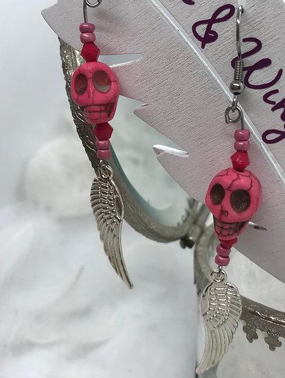 Tribal Wings Earrings
