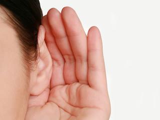 7 Curiosidades sobre a audição!