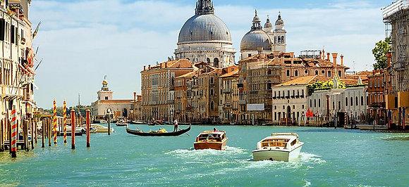 Romantic Venice: 5 nights/6 days