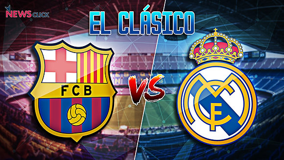 Barcelona vs Real Madrid – El Clasico- 5 days