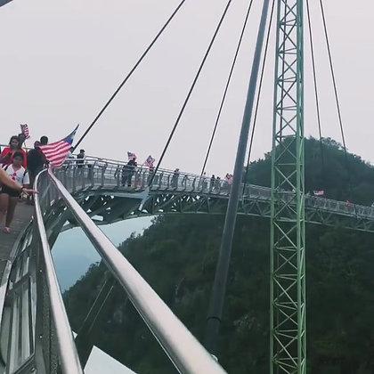 Honeymoon adventures in Langkawi, Malaysia -5 nights/ 6 days