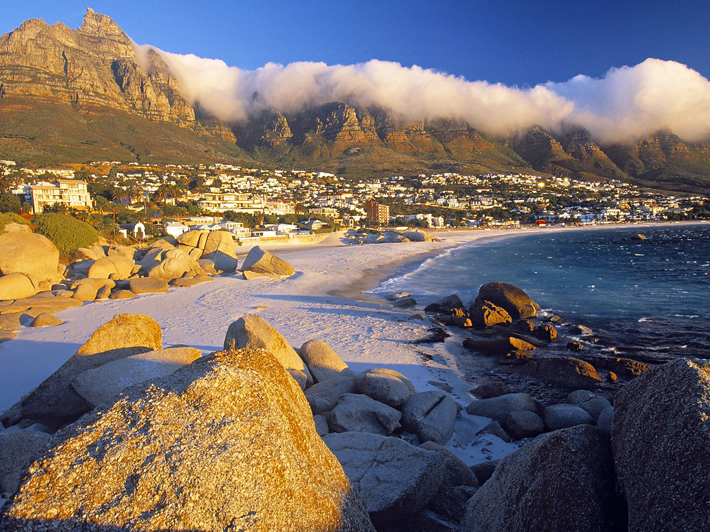 Capetown,South Africa on my way to cape point