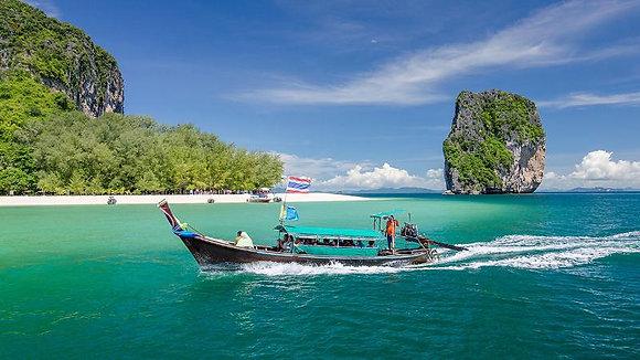 Bangkok to Krabi by road-THAILAND-7 nights