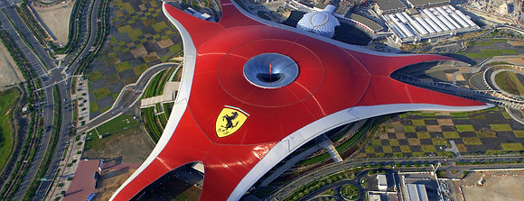 Abu dhabi city & Ferrari world- 4 nights