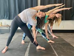 Yoga - Triangel Pose