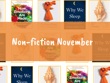 Get reading with Laaddu this non-fiction November