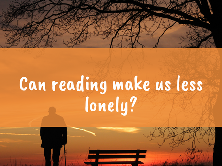 Can reading combat loneliness?