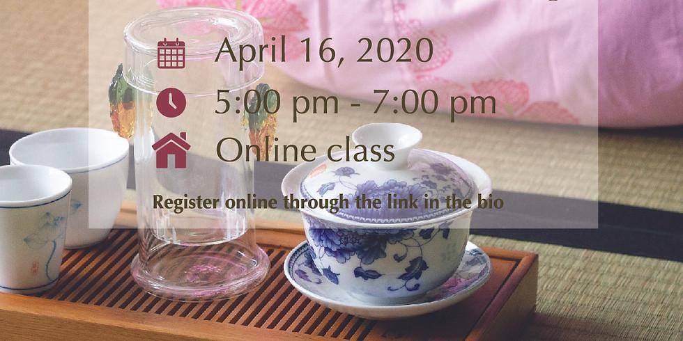 Ocha お茶 101 workshop