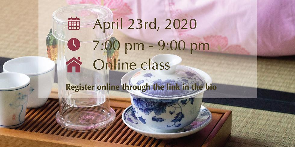 Ocha お茶 101 workshop (1)