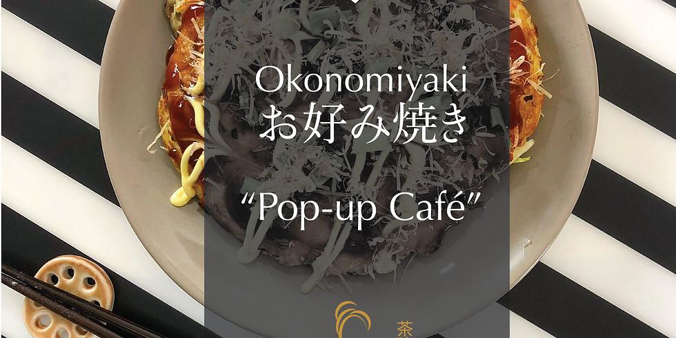Okonomiyaki Pop-up Café
