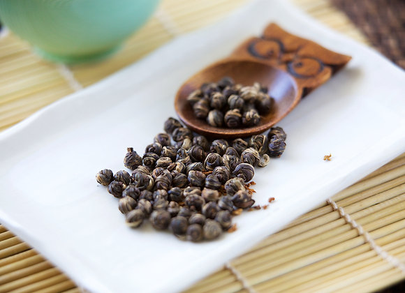 Osmanthus Dragon Pearls Green Tea