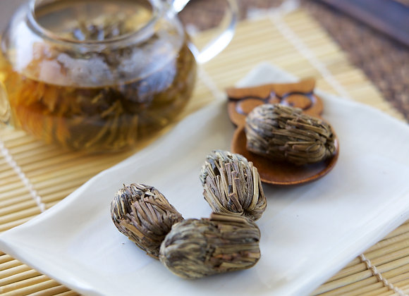 JinZhan YinTai - Blooming Tea