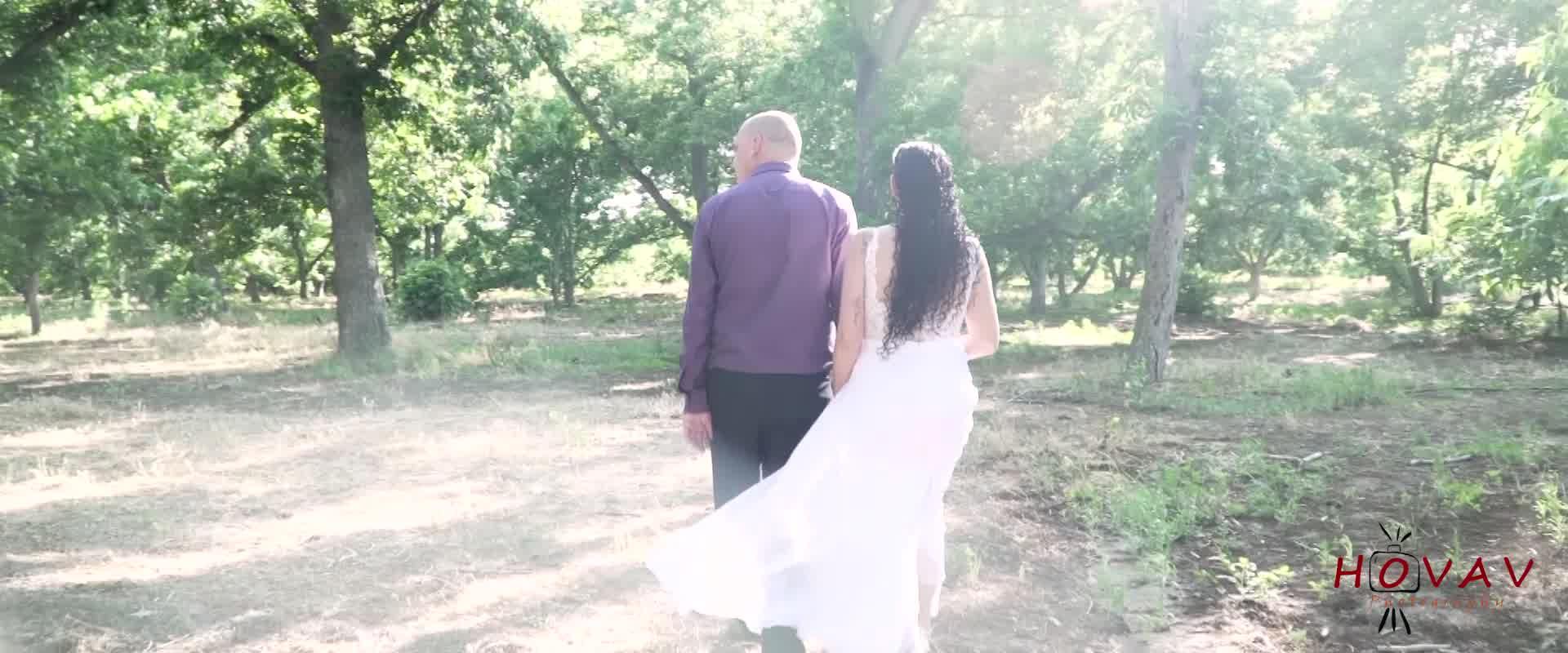 עדי ונועם highlights חתונה באווירה קסומה זורמת וממש לא שגרתית