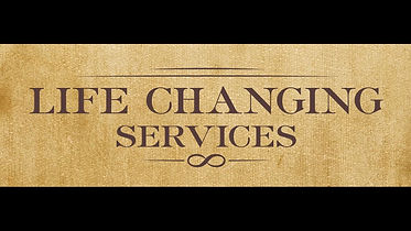 Life Changing Services Cover