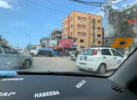 UNRWA - die strategische Partnerin der Schweiz