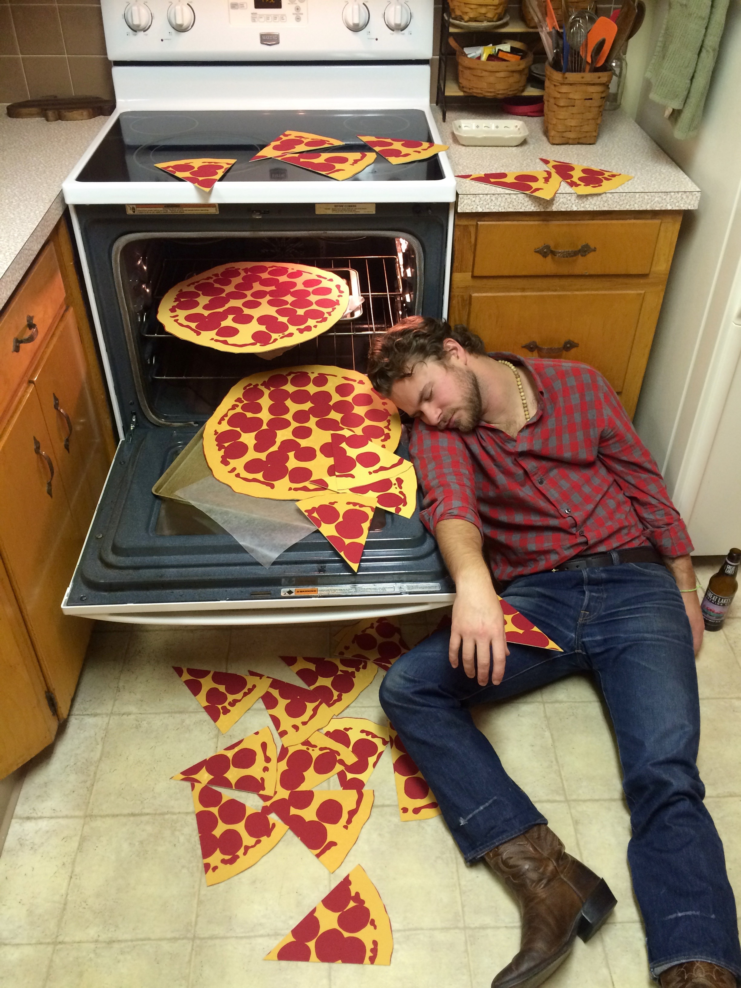 2015_Pizza Party