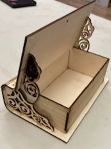 SecretBook Box