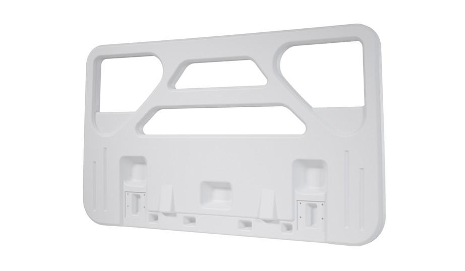Grade para cama de hospital em plástico CIPLA