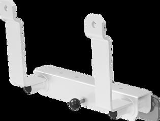Sistema de acionamento para cama de hospital Tyvs ou mecanismo articulador deslizante para grade em plástico de cama hospitalar compativel com cipla / medparts / fenap.