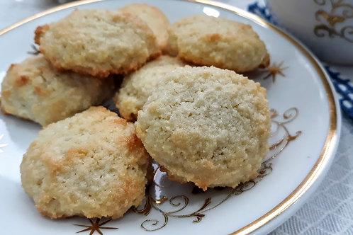 Amaretti (biscoito de amêndoas)