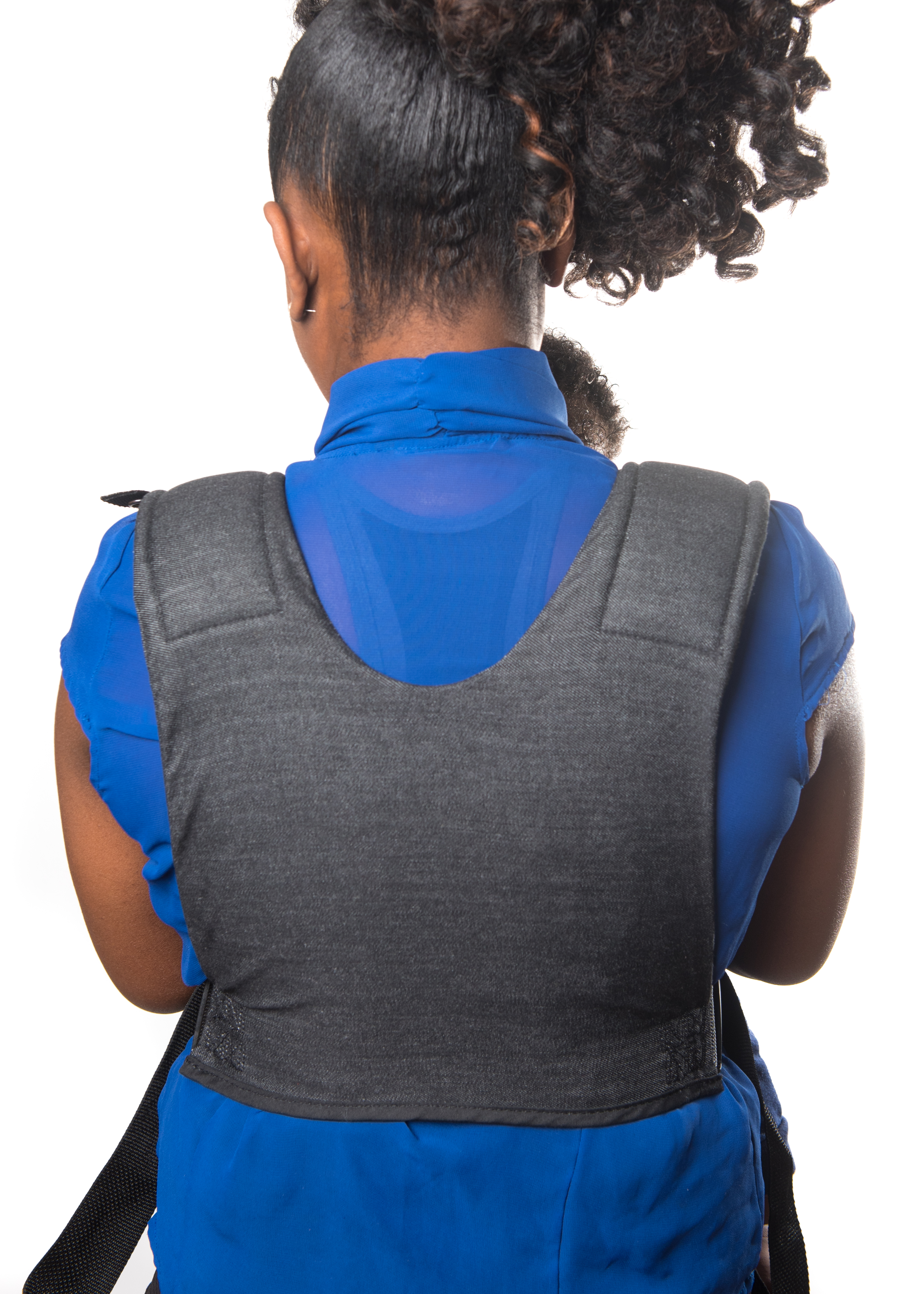 VestBack With Padded Shoulder Straps