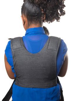 VestBack With Padded Shoulder Straps
