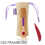 Thumbnail: [ZAO] Vernis à lèvres BIO - 5 teintes